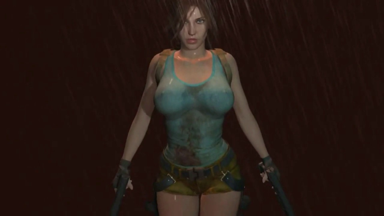 Dreamscene Animated Wallpaper Windows 7 Lara Croft Sexy Animated Wallpaper Dreamscene Hd