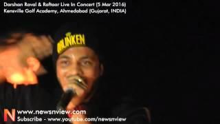 Raftaar Live in Concert 2016 Ahmedabad Shera Di Kaum Punjabi Performance