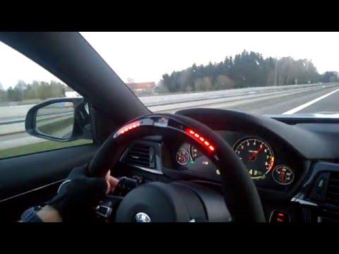 BMW M Performance Steering Wheel - BMW M4
