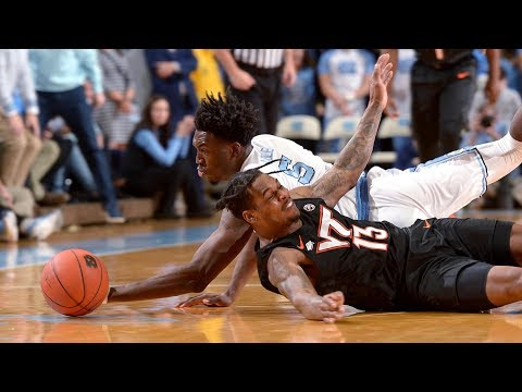 UNC Men's Basketball: Hot-Shooting Heels Run Past #10 Virginia Tech, 103-82