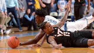 UNC Men's Basketball: Hot-Shooting Heels Run Past #10 Virginia Tech, 103-82