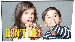 People Describe Weirdest Lies from Their Parents ft. Steve Greene