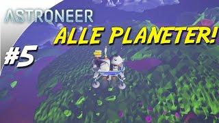 UDFORSKER ALLE PLANETER! - Astroneer dansk Ep 5