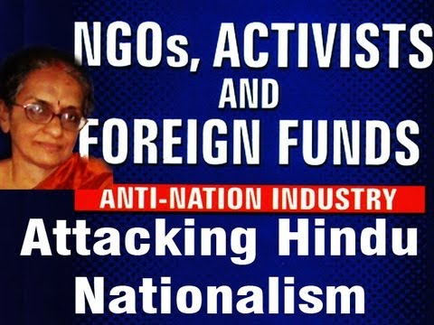 """Intellectual Terrorism : A Collective Attack on Hindu Nationalism"" By Radha Rajan"