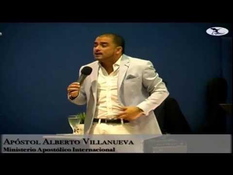 Apóstol Alberto Villanueva | El Proceso De La Unción