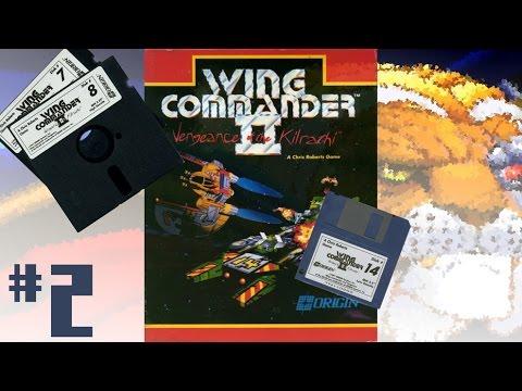 Wing Commander II: Vengeance of the Kilrathi (1991, PC-DOS) 2/5