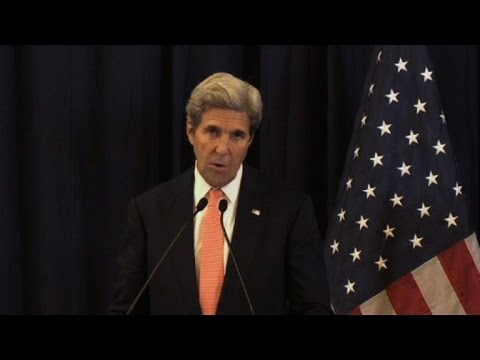 Kerry: US and Russia announce Syria truce plan