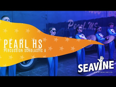 Pearl High School Cymbal Line 2019 Prelims- In the Lot with Seavine