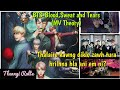 BTS-Blood,Sweat and Tears(MV theory) Mizo