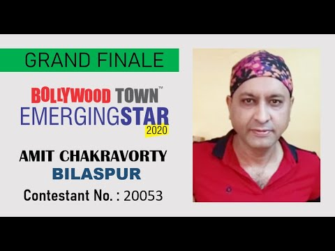 BTES-2020 | Grand Finale | Amit Chakravorty | Bilaspur | Bollywood Town EmergingStar 2020 | BT Play
