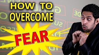 How to overcome FEAR? (Success Tips in Hindi)