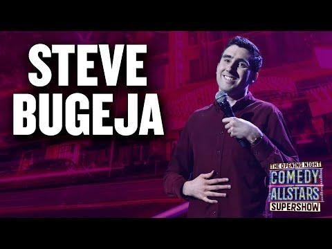 Steve Bugeja - 2017 Opening Night Comedy Allstars Supershow