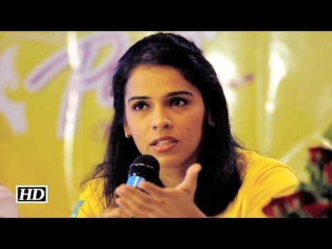 Saina Nehwal Shuts Her Trolls On Loosing At Olympics