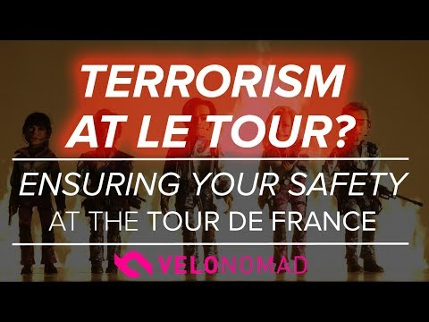 Security at the Tour de France: top tips to ensure your safety at the Tour de France