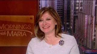 Maria Bartiromo one of the top journalists CEOs follow on Twitter
