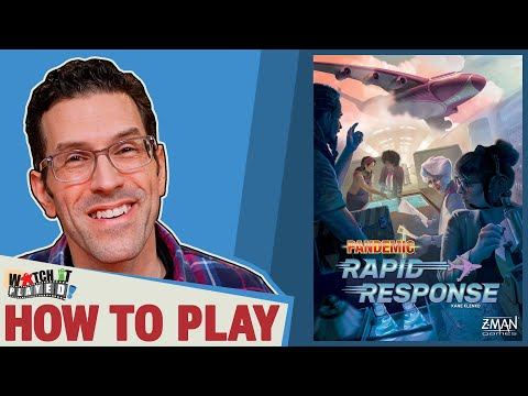 Pandemic: Rapid Response - How To Play