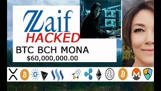 HACK #3. Japan Cryptocurrency Exchange ZAIF, Ripple partners with PNC, Lambo