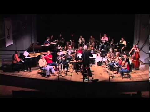 ADAM RUDOLPH - GO: ORGANIC ORCHESTRA @ ROULETTE NYC April 16, 2012