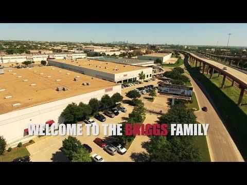 Welcome To Briggs Equipment - Dallas