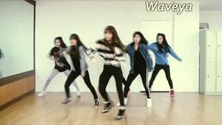 TEEN TOP(틴탑) Waveya(웨이브야) Miss Right 긴 생머리 그녀 practice ver