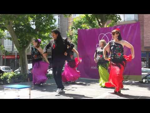 Rosa María. El Taranto & Grupo Flamenco Sweet India