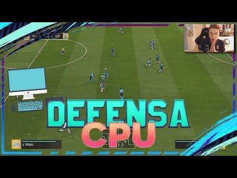 FIFA 19 Cambio La Defensa CPU Con El Nuevo Parche ?? CLARO EJEMPLO DEL NUEVO FIFA Cpu Defending