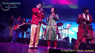Gambar cover Mehndi Laaga Ke Rakhna (Udit Ji & Madhu Ji Live)