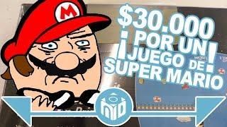 Los Juegos más RAROS y CAROS de Nintendo | N Deluxe