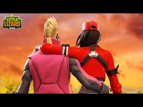 DRIFT FALLS IN LOVE WITH A NOOB??? - Fortnite Short Films