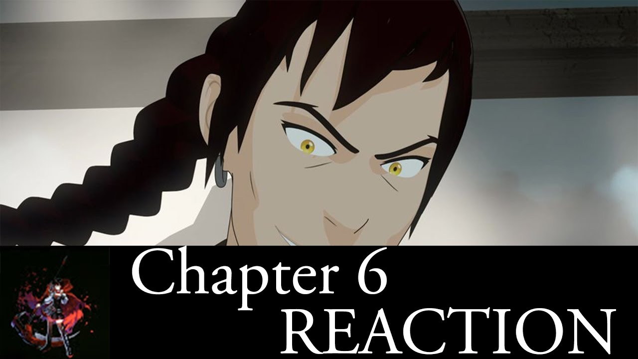 RWBY REACTIONS: Volume 4 Chapter 6: Tipping Point