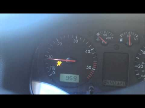Jetta Automatic Transmission Not Engaging Youtube