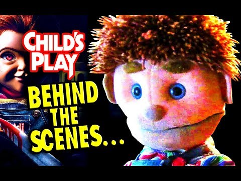 """child's-play-(2019)-""""behind-the-scenes""""---duncan's-reaction"""