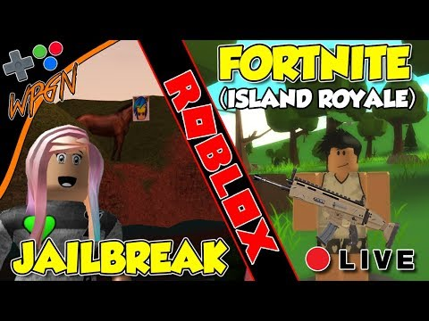ROBLOX - Fortnite | Jailbreak and MORE - Gaming with Subscribers