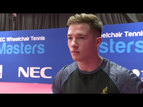 NEC Wheelchair Tennis Masters 2017 - Day 1