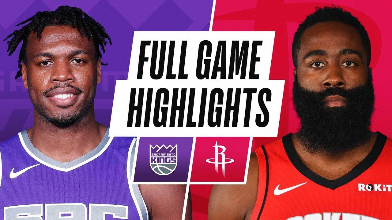 Kings vs. Rockets - Game Recap - January 2, 2021 - ESPN