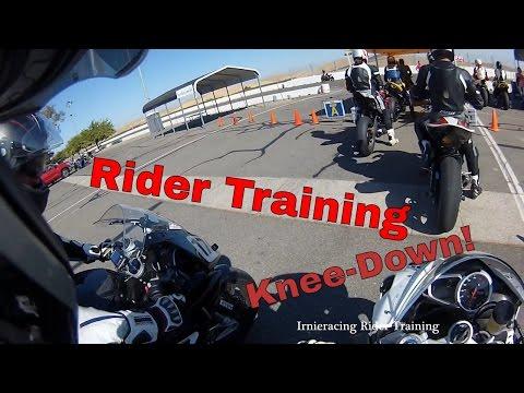 """Knee-Down"" Sportbike Rider Training | Irnieracing"