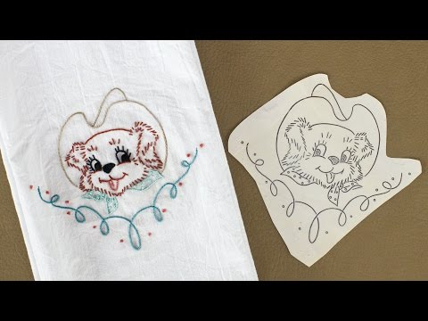 How To Use A Hot Iron Transfer