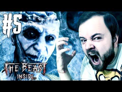 The Beast Inside Прохождение #5 ► ПОКОЙНЫЙ ДЕТЕКТИВ!