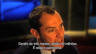 CONTÁGIO - Trailer Oficial Português