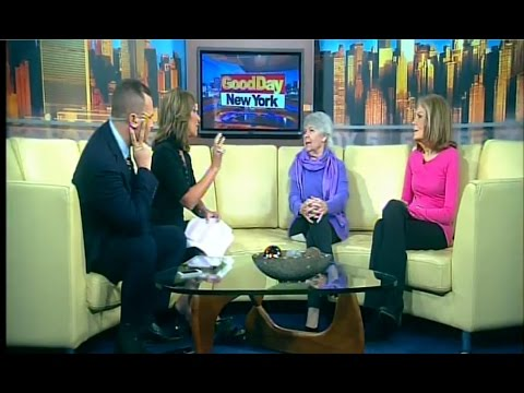 Women's Media Center Co-Founders Robin Morgan & Gloria Steinem on Good Day New York