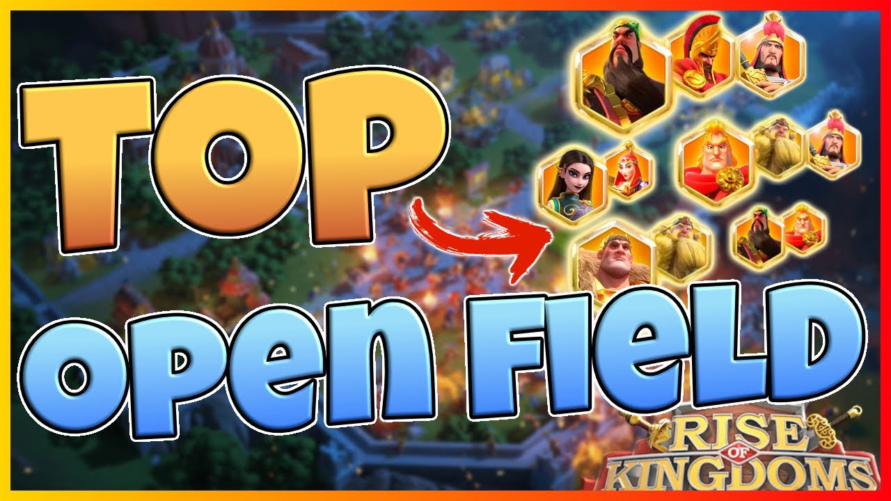 TOP 5 OPEN FIELD MARCHES IN 2021: Updated!