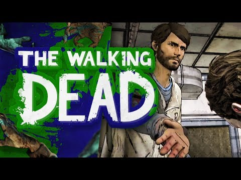 The Walking Dead: WHAT ARE YOU DOING??