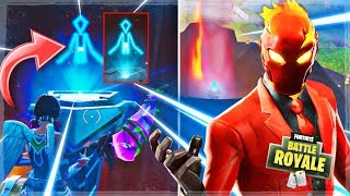 VOLCANO ERUPTION EVENT.. RUNE fills up🔥⚠*NEW* Epic SKIN in SHOP! Fortnite Battle Royal German