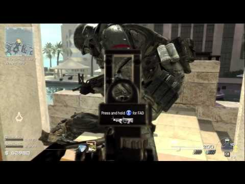 MW3 Oasis wave 128 World Record Survival *DISCONNECTION* TheRelaxingEnd & MicahDaBomb |