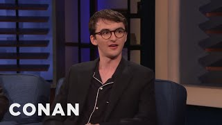 "Isaac Hempstead Wright's Mom Knows How ""Game Of Thrones"" Ends - CONAN on TBS"