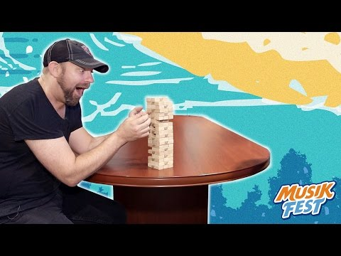 Musikfest Jenga Interview - Kristian Bush