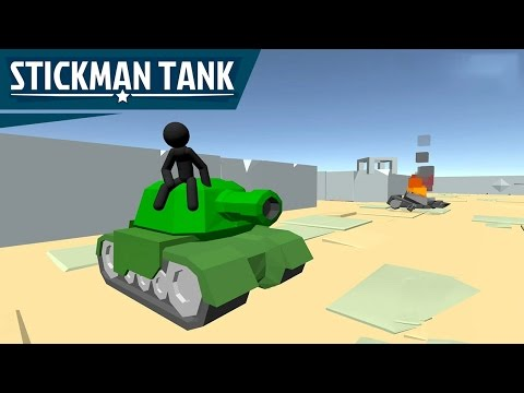 Stickman Tank (by