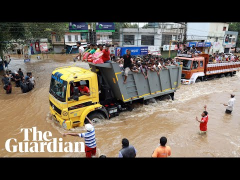 'Please pray for us': Kerala experiences worst monsoon in ne
