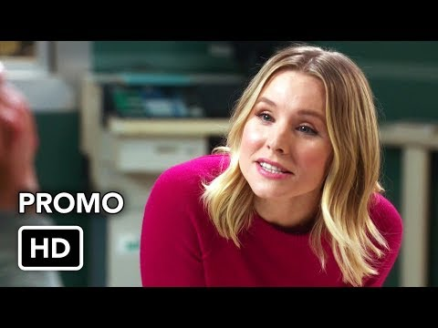 """The Good Place 3x03 Promo """"The Brainy Bunch"""" (HD)"""