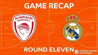 Highlights: Olympiacos Piraeus - Real Madrid
